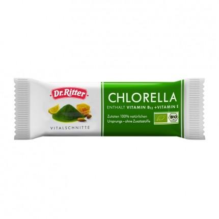 Dr. Ritter Organic Chlorella vitality Slice Preparation