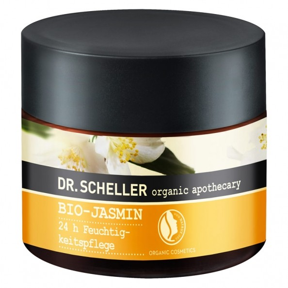 dr scheller organic apothecary bio jasmin 24 h pflege. Black Bedroom Furniture Sets. Home Design Ideas