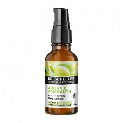 Dr. Scheller Anti-Falten Gesichtsöl, Arganöl