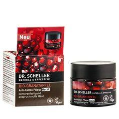 Dr. Scheller Bio-Granatapfel Anti-Falten Nachtpflege