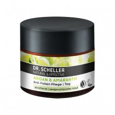 Dr. Scheller Arganöl & Amaranth Anti-Falten Tagespflege