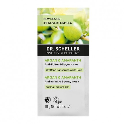 Dr. Scheller Argan Oil & Amaranth Face Mask