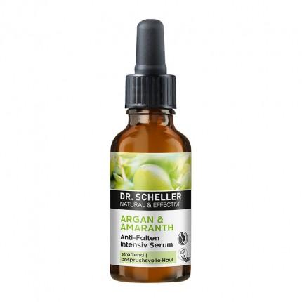 Dr. Scheller, Sérum intensif anti-rides huile d'argan et amarante