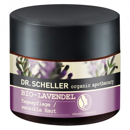 Dr. Scheller organic apothecary Bio-Lavendel Tagespflege