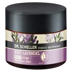 Dr. Scheller organic apothecary Bio-Lavendel Nachtpflege