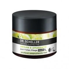 Dr. Scheller Arganöl & Amaranth Anti-Falten Nachtpflege