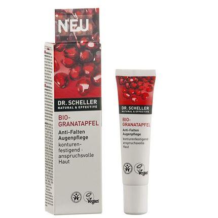 Dr. Scheller Bio-Granatapfel Anti-Falten Augenpflege