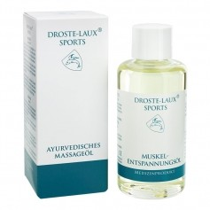 Michael Droste-Laux Sports Basisches Ayurvedisches Massageöl
