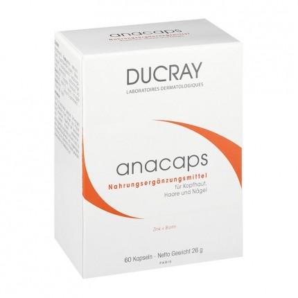 Ducray Anacaps (60 Kapseln)