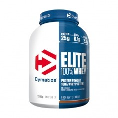 Dymatize Elite Whey Choco Fudge, pulver