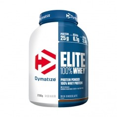 Dymatize Elite Whey Chocolate, Pulver