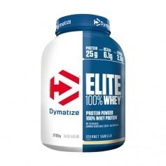 Dymatize Elite Whey Vanilla, pulver