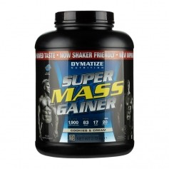Dymatize Super Mass Gainer Cookies & Cream, pulver