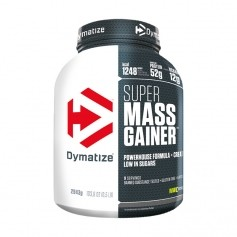 Dymatize Super Mass Gainer Chocolate, Pulver