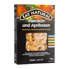 EAT NATURAL Müsli mit Mandeln & Aprikosen