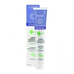 Eau thermale de Jonzac Crème purifiante matifiante Matifying purifying cream