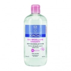 Eau thermale de Jonzac Eau micellaire apaisante Soothing micellar water