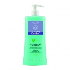 Eau thermale de Jonzac Gel nettoyant purifiant Purifying cleansing gel