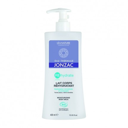 Eau thermale de Jonzac Lait corps réhydratant  Moisturizing body milk
