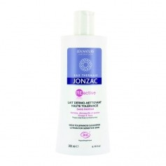 Eau thermale de Jonzac Lait dermo-nettoyant visage et yeux Dermo-cleansing lotion for face and eyes