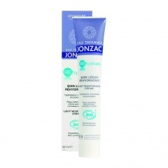 Eau thermale de Jonzac Soin léger réhydratant Light moisturizing cream