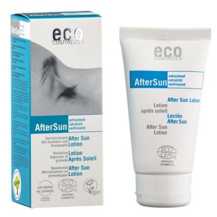 eco cosmetics After Sun Lotion, Sanddorn-Aloe Vera (75 ml)