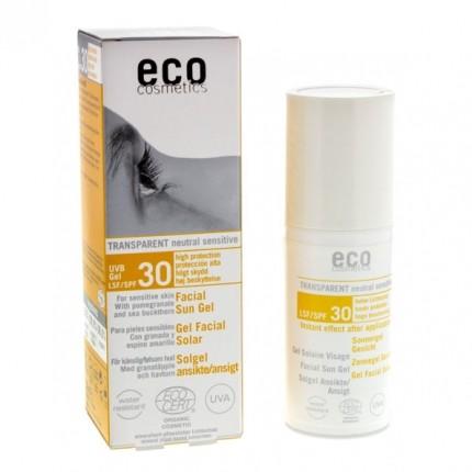 eco sonnengel gesicht lsf 30 mit sanddorn und granatapfel. Black Bedroom Furniture Sets. Home Design Ideas