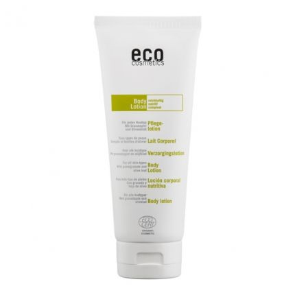 ECO Moisturising Lotion with Olive Leaf and Pomegranate
