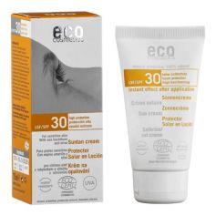 ECO solkräm solskyddsfaktor 30 med havtorn och oliv