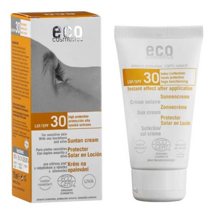 ECO Sunscreen SPF 30 with Sea Buckthorn and Olive