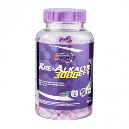 EFX Kre-Alkalyn 750 mg, kapsler