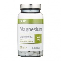 Elexir Magnesium, 375mg