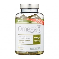 Elexir Elexir Omega-3 forte, 1000 mg