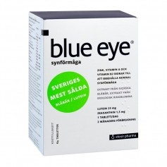 Blue Eye, Blåbärsextrakt