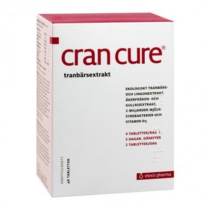 Cran Cure Tranbär (lingonextrakt) EKO
