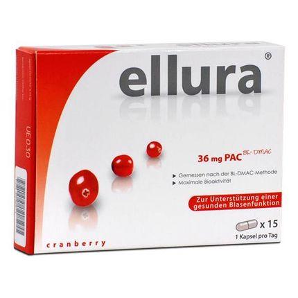 Ellura Capsules For Healthy Bladder Maintenance