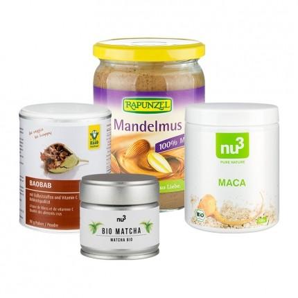 nu3 Bio Energie Smoothie-Paket