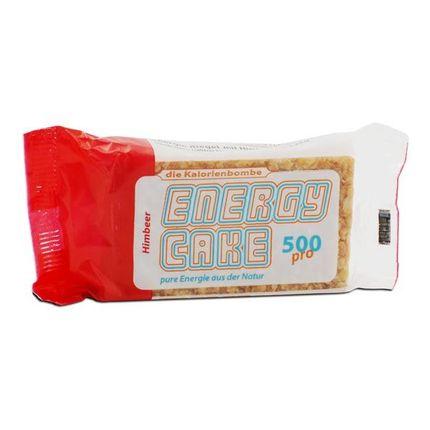 6 x Energy Cake bringebær, energibar
