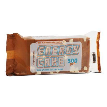 6 x Energy Cake cappuccino, energibar
