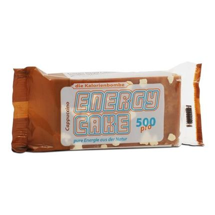 10 x Energy Cake Cappuccino, Riegel