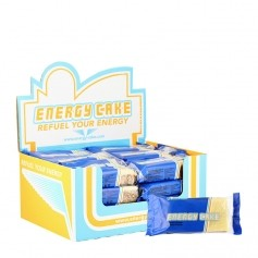 Energy Cake, Cookie & Cream, Riegel