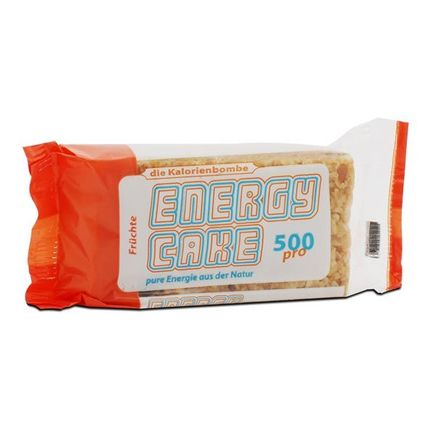 10 x Energy Cake Fruits, Barres
