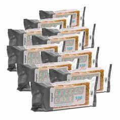 Energy Cake, Original, lot de 10 barres