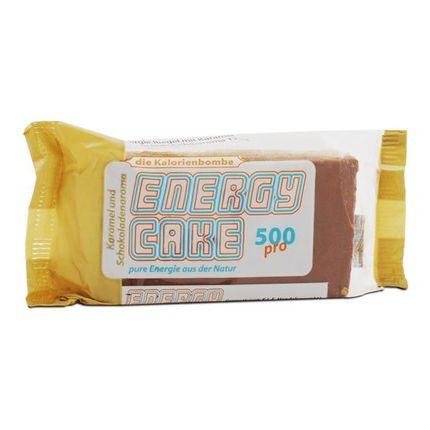 6 x Energy Cake karamell og sjokolade, energibar