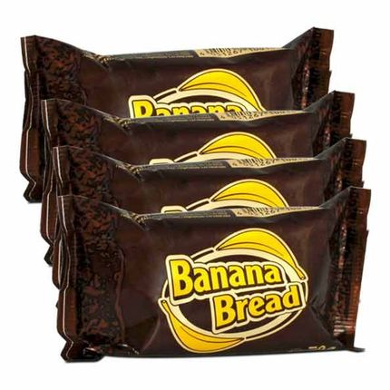 Energy OatSnack Banana Bread Bar