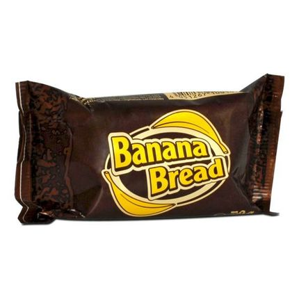 Energy Oatsnack Banana Bread, Riegel