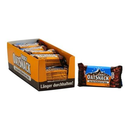 Energy Oatsnack Bar Chocolate