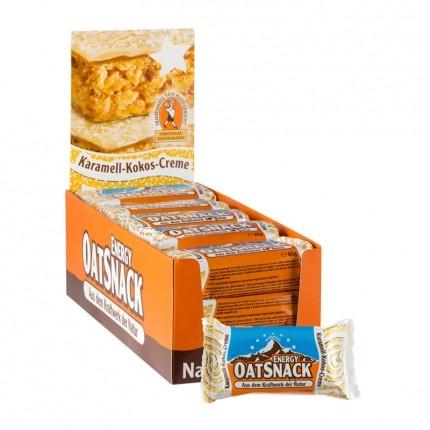 Energy Oatsnack, Karamell-Kokos-Creme, Riegel