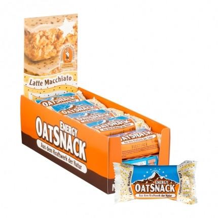 Energy Oatsnack, Latte Macchiato, Riegel