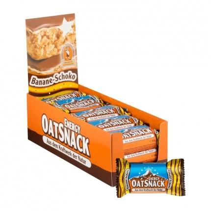 15 x Energy Oatsnack Banane-Schoko